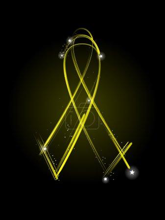Veteran's ribbon