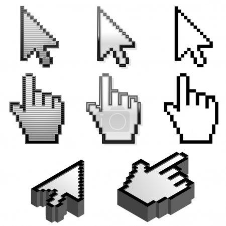 Cursor symbols