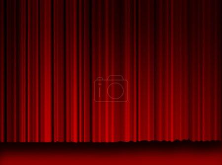 High Resulation Movie Curtains