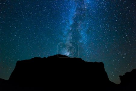 Night Sky, Stars and Galaxy