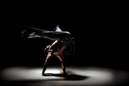 Capoeira man
