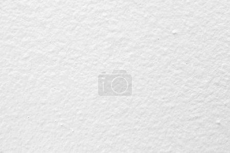 Photo pour Photo d'une texture de mur blanc pour le fond plus près très détaillées - image libre de droit