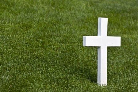 Lone Marble Cross