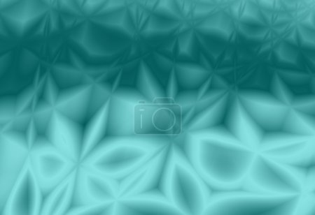 Photo pour Anis fond fractal en bleu-vert couleur. - image libre de droit