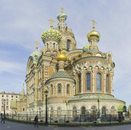 Temples of Petersburg