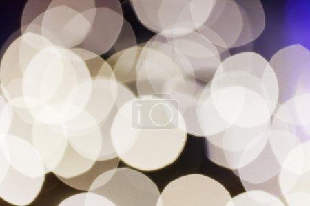 Photo pour Sur fond de feux focus - image libre de droit