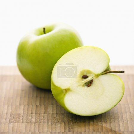 Green apple.