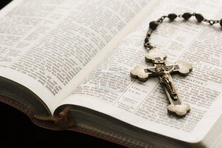 Religious still life.