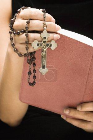 Christian woman.