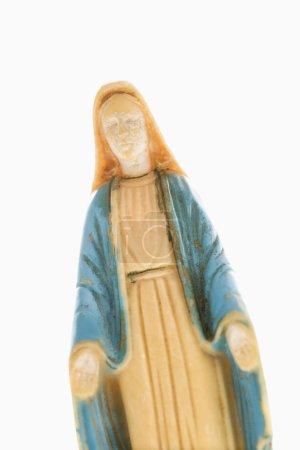 Religious statue.