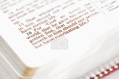Religious Bible.