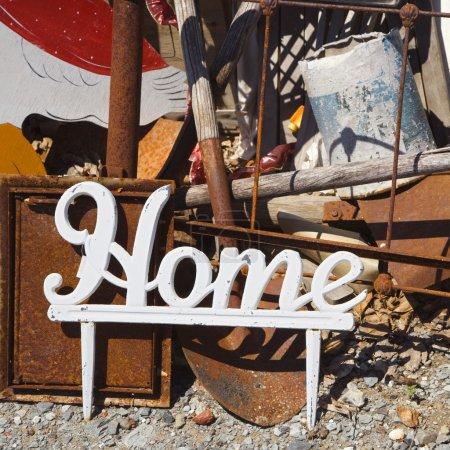 """Word """"Home"""" again junk."""