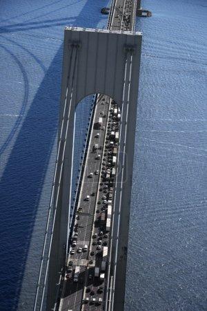 Verrazano-Narrows Bridge, NYC.