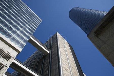 Downtown Atlanta Skyscrapers