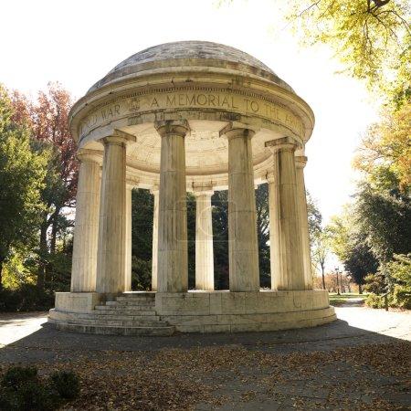 World War I Memorial.