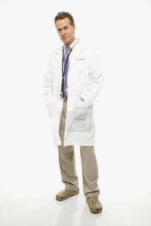 Doctor portrait.