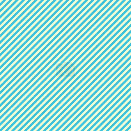 Papier à rayures diagonales blanc et bleu