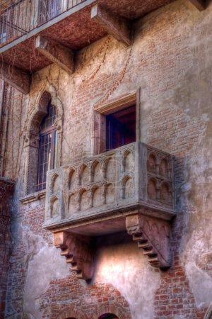 View of Balcony of Juliet
