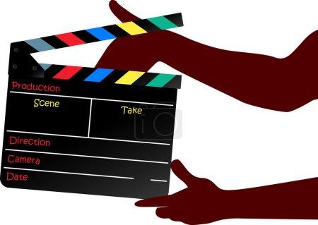 Camera action shape