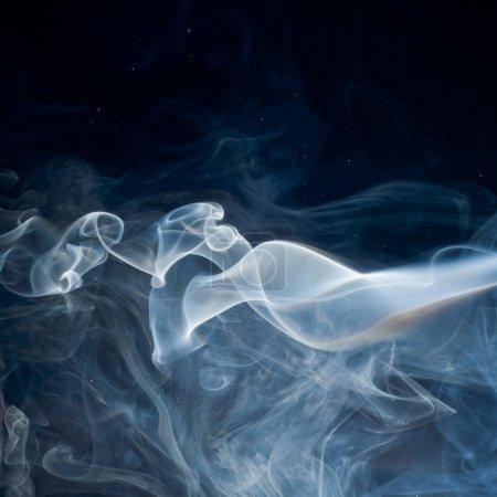 Photo pour Galaxie avec des étoiles. voie lactée, fumée abstraite - image libre de droit