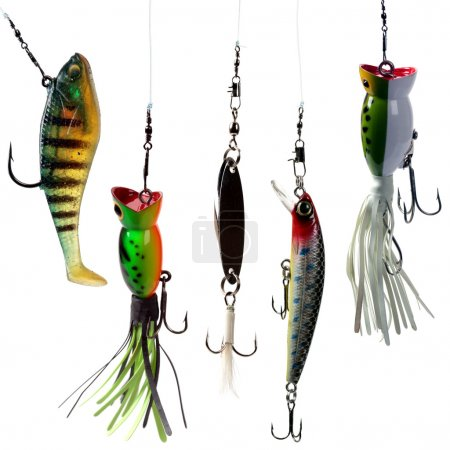 Fishing baits