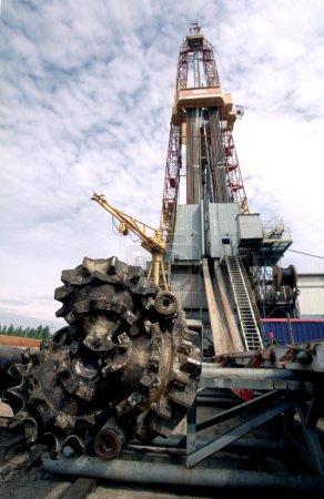 Russia. Oil production of Salym Petroleum Development Company