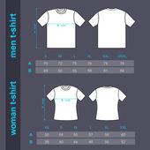 T-shirt men and woman.