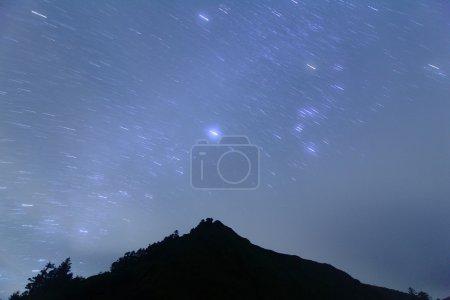 Photo pour Nuit d'étoile incroyable - image libre de droit