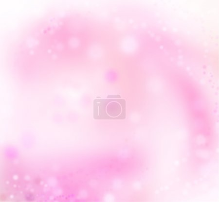 Art abstract rose holiday light background