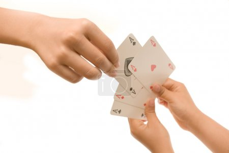 Picking an ace