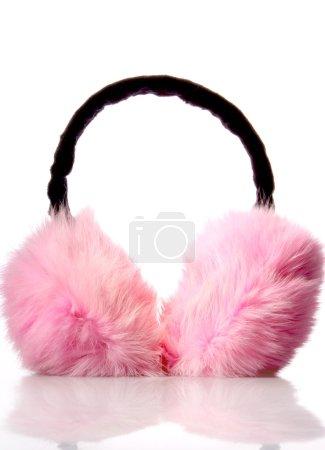 Headphones Pink