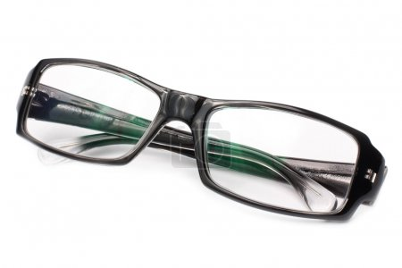 Photo for Glasses with clear lenses - Royalty Free Image