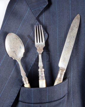 Dinner in a pocket