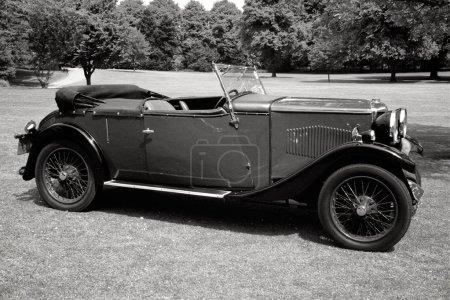 Vintage Touring Car