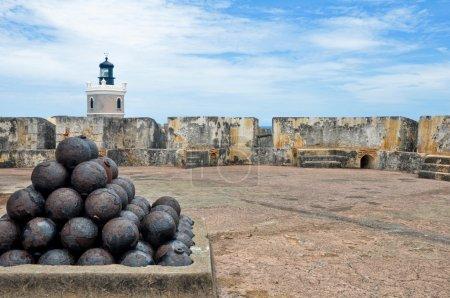 Fort San Felipe del Morro, Puerto Rico