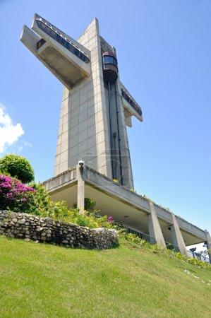Photo pour Landmark cross, Ponce (Porto Rico) ) - image libre de droit