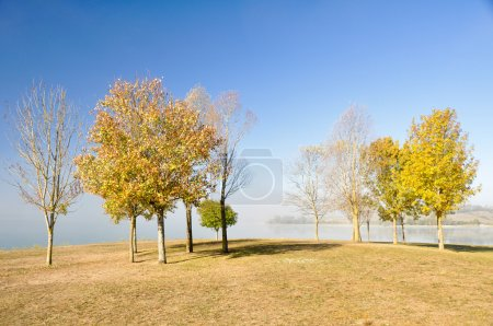 Photo for Garaio, natural park in Basque Country - Royalty Free Image