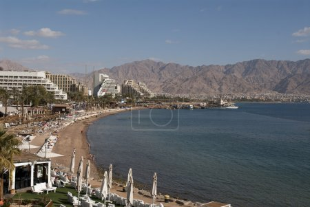 Winter in Eilat