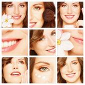 soins de beauté, maquillage et peau