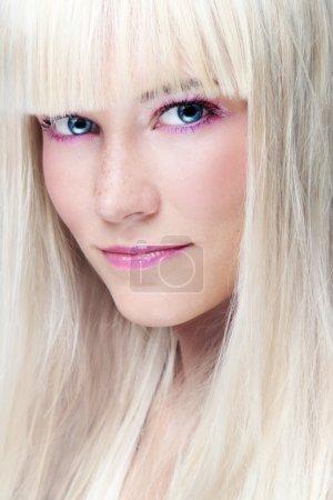 Scandinavian blonde
