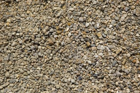 Close up Gravel Pebble Background