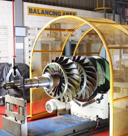 Balancing equipment