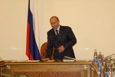 vladimir Путин