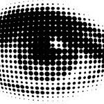 Vision of human eyes...