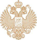 Znak, dvouhlavá orlice
