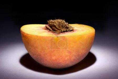 Paradise peach.