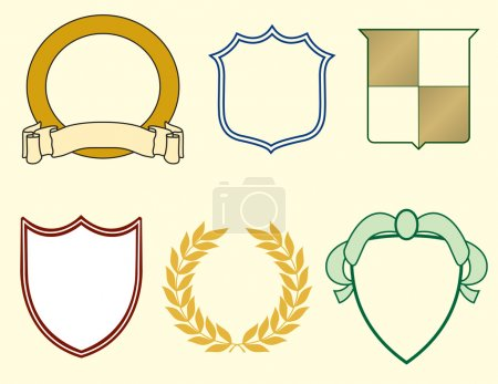 Six Items for Logos