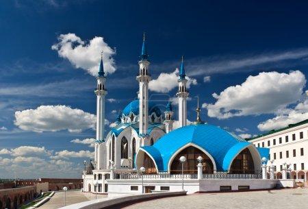 Kul Sharif mosque .Kazan
