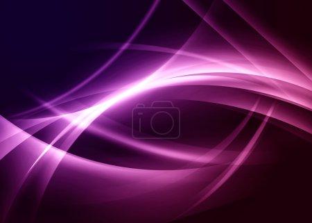 Photo pour Série de fond abstrait ondulé coloré, utilisez-le pour votre élément de conception. Vous pouvez utiliser l'arrière-plan pour le web ou imprimer - image libre de droit