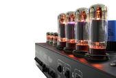 Vintage valve amplifier